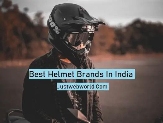 Best Helmet Brands In India