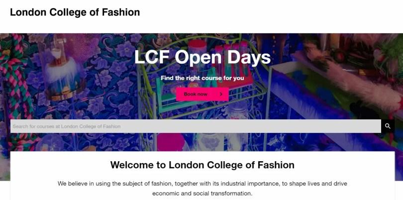 London College of Fashion