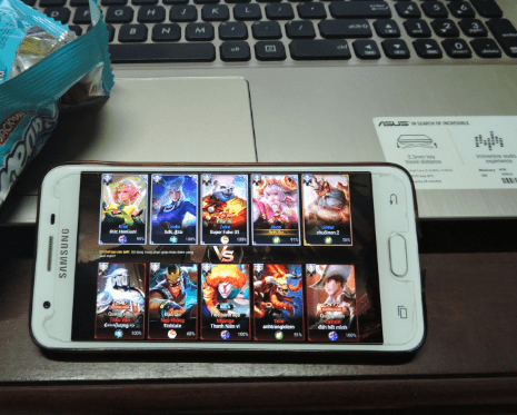 Mobile gambling and betting