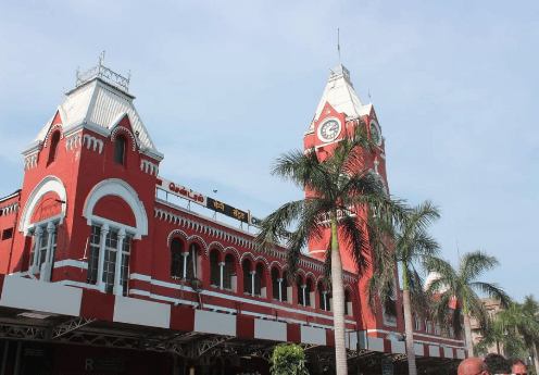 Chennai - City in Tamil Nadu
