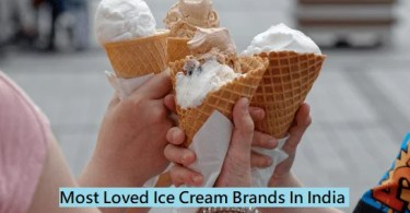 Most Popular Ice Cream Brands in India