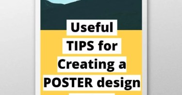 Creating a Poster Design Online