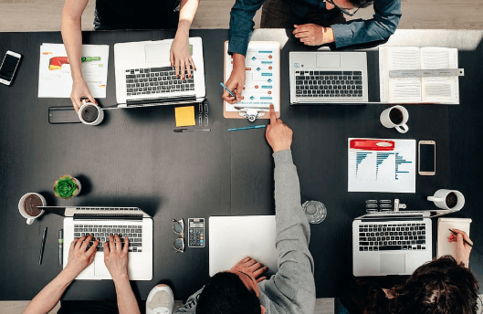 Anatomy Of A Tech Startup Team