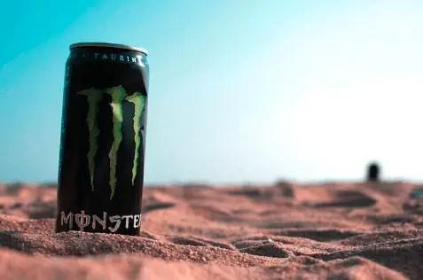 Monster Energy - Energy drink