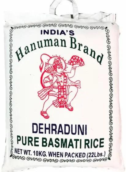 Hanuman Basmati Rice