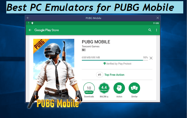Best PC Emulators for PUBG Mobile