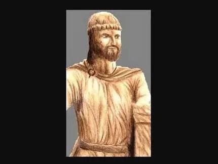 Kaniska | Kushan king