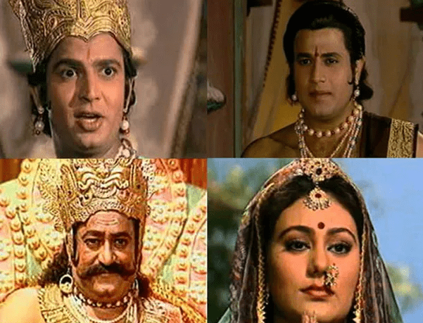Ramanand Sagar Ramayan Serial Cast, Real Names, Details & More