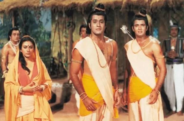 Ramanand Sagar Ramayan Serial