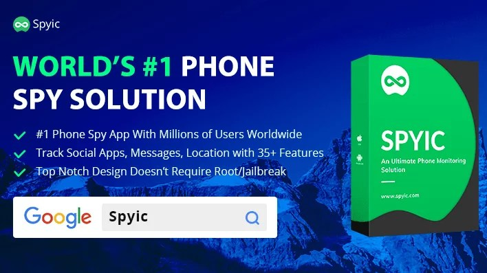 Spyic Cell Phone Tracker