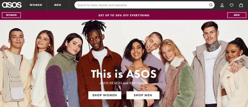 ASOS.com - Fashion company