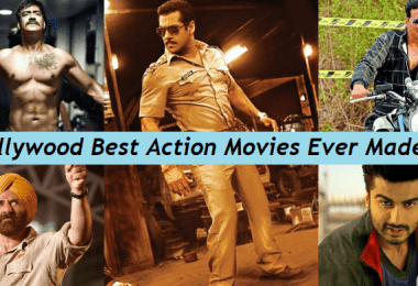 Bollywood Action Movies Of All Time
