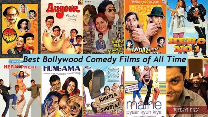 Best Bollywood Hindi Comedy Movies