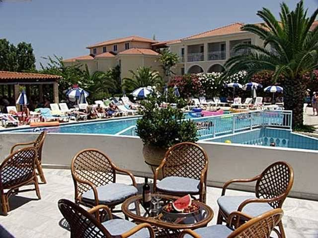 Diana Palace Hotel In Argassi Reviews And Pictures Just