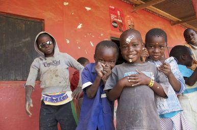 Het zijn de kinderen die je zware dag weer wat vrolijker maken