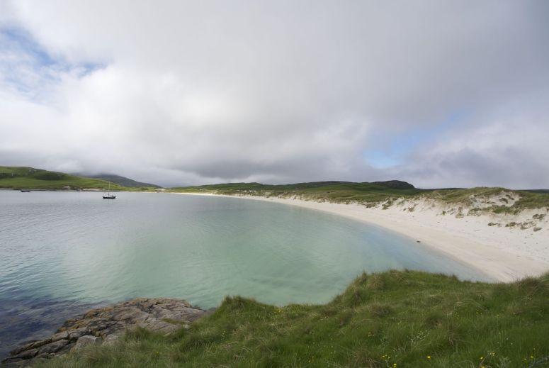 Prachtige kleuren water en witte stranden was niet per se wat ik verwachtte, maar wat we wel veel tegenkomen
