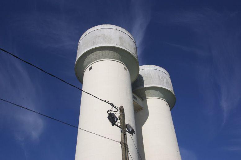 vreemde watertoren