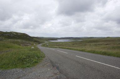 Maar ook als de heuvels weer wat afvlakken blijft het prachtig.