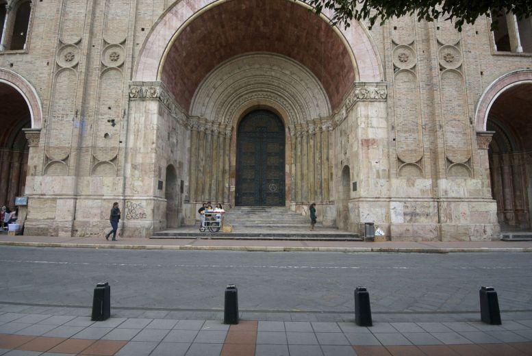kathedraal in Cuenca
