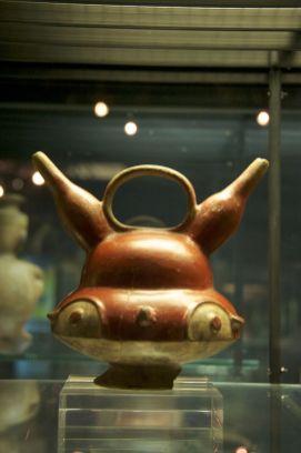 Precolumbiaans cartoonfiguur?