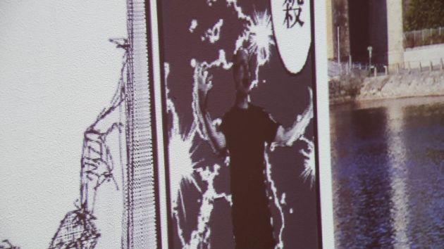 Jurjan in zijn versie van de instant manga