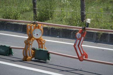 kawaii wegwerkzaamheden in Japan
