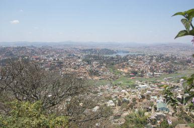 Uitzicht over Tana
