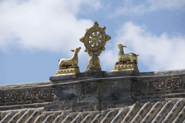 We fotograferen het museum eerst even van buiten, maar besluiten het bezoek uit te stellen en eerst naar de tempel te gaan.