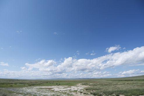 Daar waar ik de heuvels wel in mijn hoofd had, had Jurjan meer dit soort vlaktes verwacht.