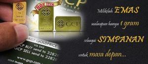 Apa yang anda dapat dengan 1 gram emas