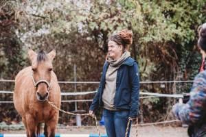 Bildhauerin I Pferdegestütztes Coaching