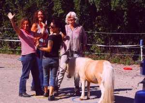 Ausbildung Pferdegestütztes Coaching