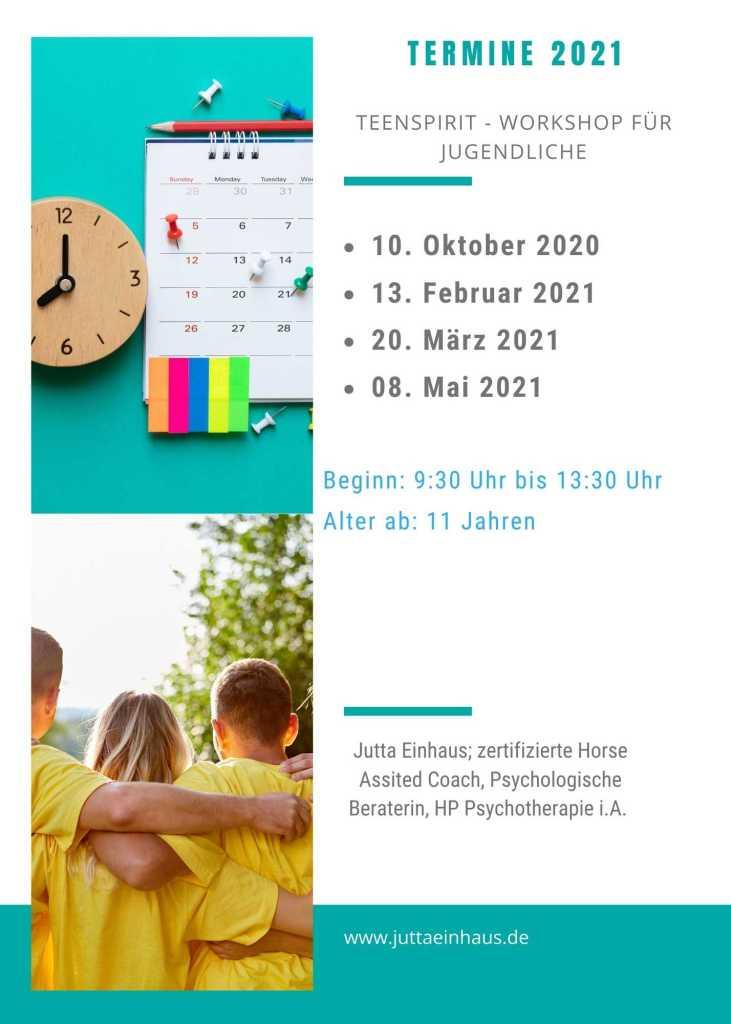 Workshop für Jugendliche