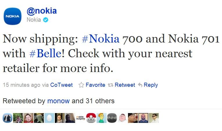 Nokia_700_now_shipping_tweet