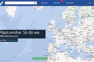 Maps Evolve and So Do We Nokia HERE Maps Juuchini