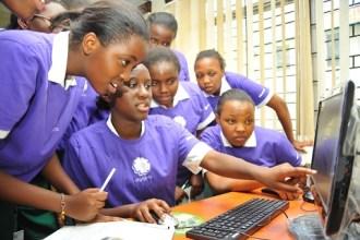 Microsoft Digigirlz Wanjira Kamwere Intel SSG Agatha Gikunda JUUCHINI