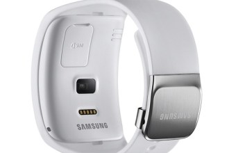 SAMSUNG GALAXY GEAR S SMARTWATCH WITH SIMCARD SLOT JUUCHINI Image Courtesy WSJ