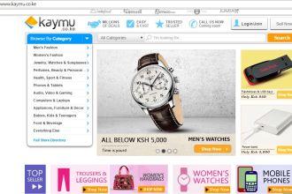 Kaymu.co.ke New Rocket Internet Website Rival For OLX Kenya JUUCHINI