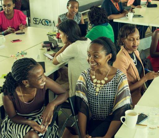 Intel She Leads Africa Nairobi Event at 88MPH JUUCHINI