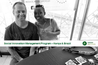 SOCIAL INNOVATION MANAGEMENT PROGRAM KENYA AND BRAZIL JUUCHINI