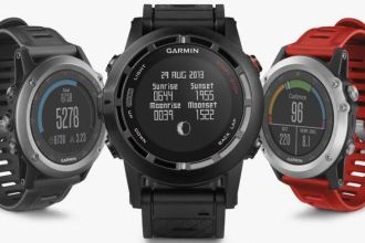 Car and General Exclusive Fenix Smartwatch and Fitness Tracker JUUCHINI