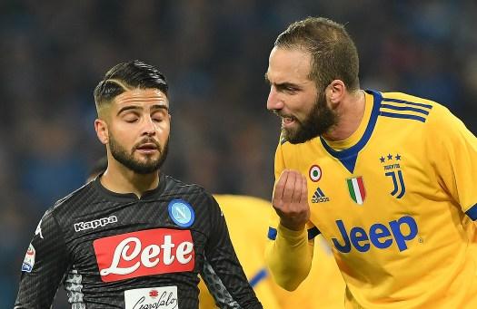 Napoli 0-1 Juventus Match Report -Juvefc.com