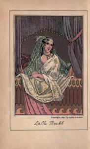 MooreThomas LallaRookh Philadelphia HenryAltemus 1899 frontispiece