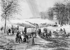 Mormon-Pioneers-Expelled-from-Missouri