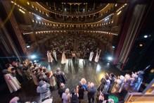 backstage ópera