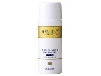 Obagi-C Rx Exfoliating Day Lotion SPF 12