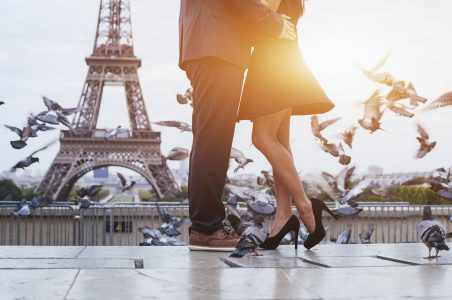 Paris - Stadt der Liebe