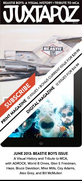 June 2013: Beastie Boys Issue
