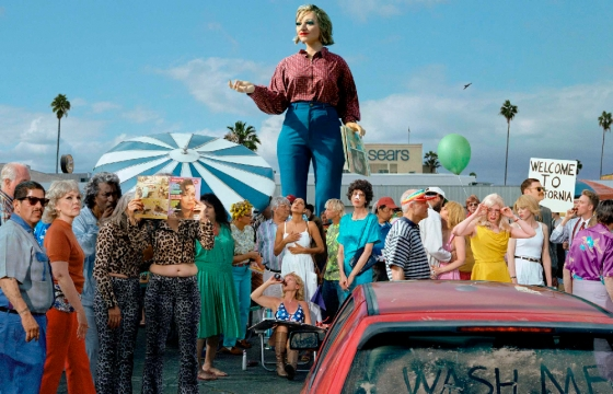 Juxtapoz Magazine - Play the Wind: A New Exhibition and Film by Alex Prager