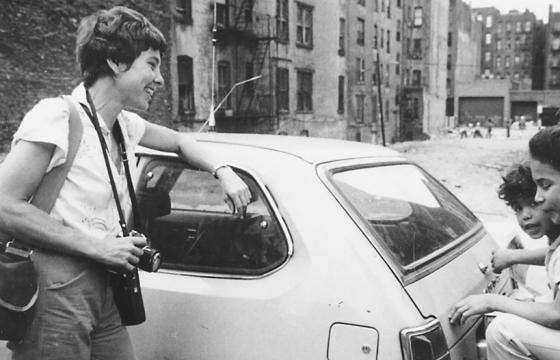 Juxtapoz Magazine - Radio Juxtapoz Podcast, ep 10: Selina Miles and the Making of Her New Documentary on Martha Cooper
